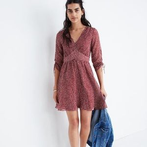 Madewell Starviolet Dress WORN ONCE